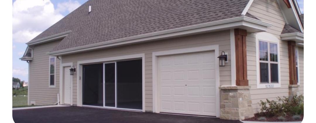 Lifestyle Screens Garage Doors