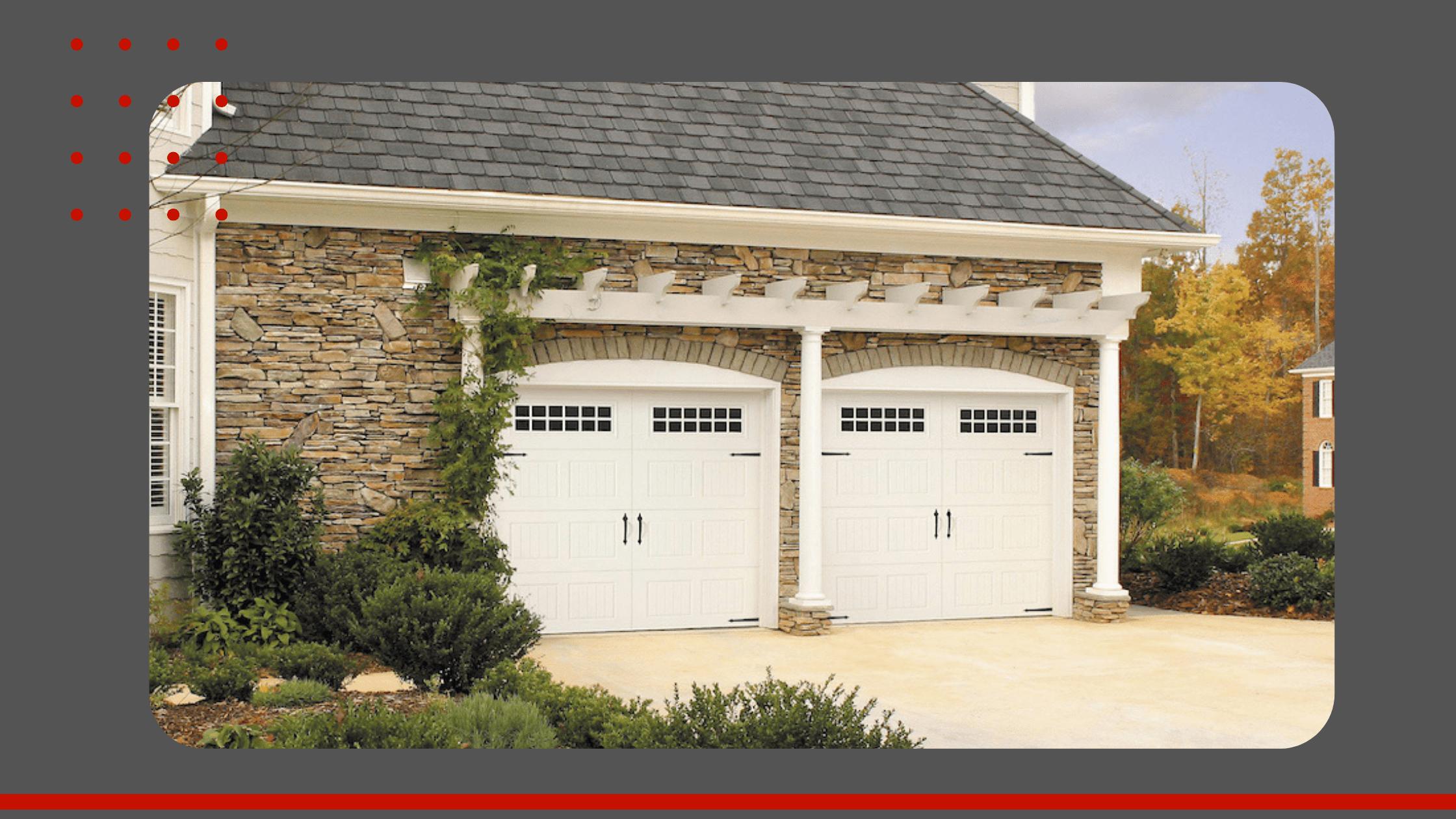 Adding Windows To Your Garage Door Access Advantage
