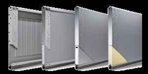 Polystyrene Garage Door Insulation